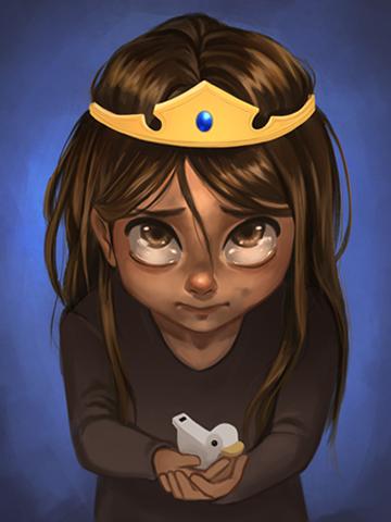 Peasant Queen