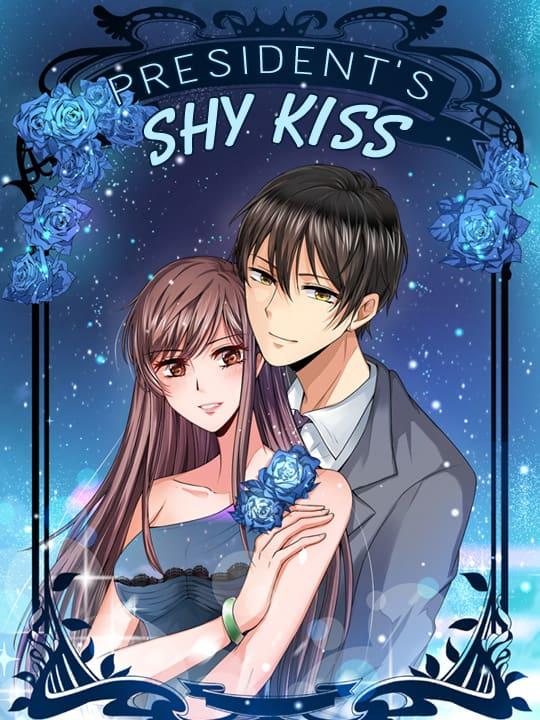 President's Shy Kiss