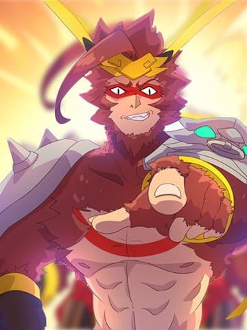 Winning Monkey King
